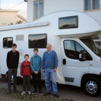 """Nuestro primer viaje en Camper """"Pisa - Lucca"""""""