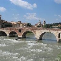 Verona: il Ponte di Pietra