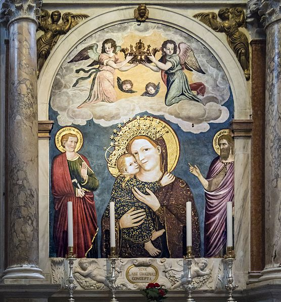Sant'Antonio_(Padua)_-_Madonna_del_Pilastro_-_Stefano_da_Ferrara