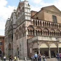 Recuerdos de un viaje a Ferrara (Emilia-Romagna, Italia)