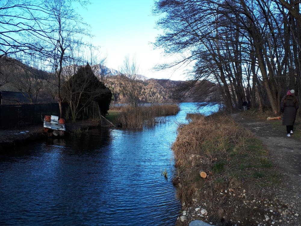 Nacimiento del Rio Brenta