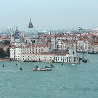 La Punta della Dogana. Venecia, Italia.