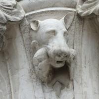 Venezia: Los Capiteles del Palacio Ducale