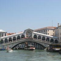 El puente de Rialto. Venezia, Italia. Un poco de Historia.