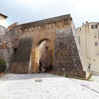Por el sur de la Toscana: Montepulciano (Siena).