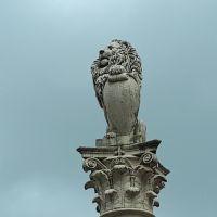 Detalles de Montepulciano (Siena, Italia)