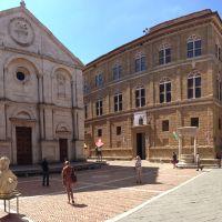 Pienza, el sueño de la ciudad ideal. Por el sur de la Toscana 2.