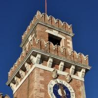 Torres y campaniles de Venezia: El más Alto y el más antiguo...