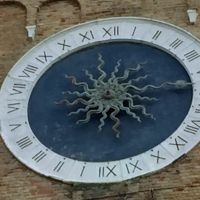 Cual es el reloj de torre más antiguo del mundo?