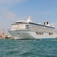 Cruceros por Venecia, todo depende del  de punto de vista.