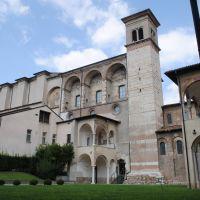 Arte y Arquitectura Longobarda  en la Basilica de San Salvatore (Brescia Italia).