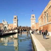 Museo Historico Naval de Venezia, il Padiglione delle Navi.