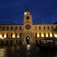 La Piazza dei Signori di Padova. Italia.