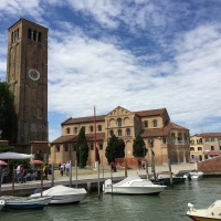 Murano: La Basílica de Santa Maria e Donato.