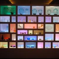 Tesoros de vidrio antiguo