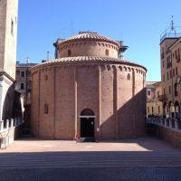 La Rotonda de San Lorenzo, Mantova.