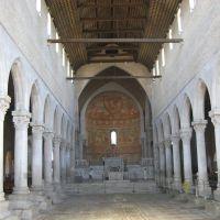 Aquilea: Vídeo de la Reconstrucción Virtual de la Basílica Constantiniana.