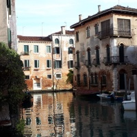 Venezia, Rio del Malcanton.