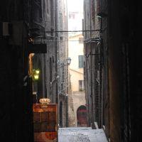 Detalles de Perugia, Umbria Italia.
