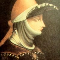Matilde di Canossa, una de las mujeres más poderosas del medioevo Italiano.