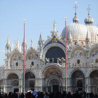 La basilica de San Marco. Venezia.