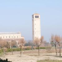 La abadia de Santa Maria Assunta de Torcello. Laguna Veneta. Italia.