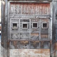 Detalles de Venezia, una vieja Puerta