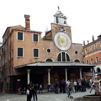 Chiesa di San Giacomo, Rialto, Venezia. #Venecia, #Venice,  #Italia