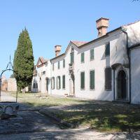 Villa Beatrice d'Este, Colli Euganei, Padova, Italia.