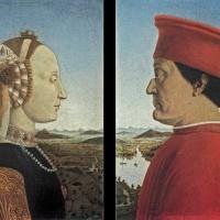 """Federico de Montefeltro. Duca de Urbino, Italia. """"Soldado y Mecenas""""."""