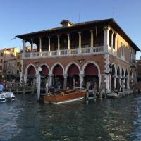 La Pescheria Nuova, Rialto, Venezia.