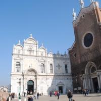 La Scuola Grande di San Marco. Venezia. l'ospedale più bello al mondo.