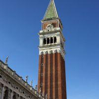 """El Campanile de San Marco. Venezia. Italia. """"Un poco de Historia""""."""