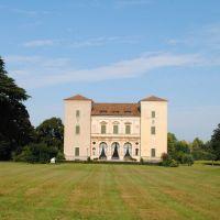 Villa Trissino (Cricoli). La Primera Villa de Andrea Palladio. Veneto,Italia.
