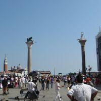 Venecia: Las Columnas de San Marco