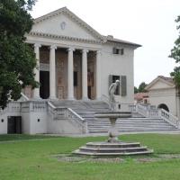Andrea Palladio y la Villa Badoer. Fratta Polesine. Veneto, Italia.