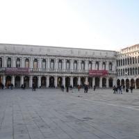 Las Procuratias de la Plaza de San Marco, Venezia.