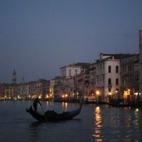 Video: Por el Canal Grande. Venezia.