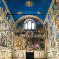 La capella degli Scrovegni, Padova. Video