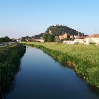 El canal Bisatto. Un Poco de Historia. Veneto, Italia.