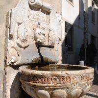 Detalles de Asolo, Treviso, Veneto, Italia.