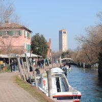 Torcello, un Oasis en la laguna Veneta.