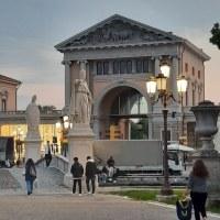 El Ex Foro Boario del Prato della Valle, Padova.