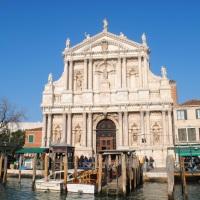 La Chiesa di Santa Maria di Nazareth. Venezia.