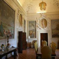 La Villa Cornaro de Andrea Palladio. Padova, Italia.