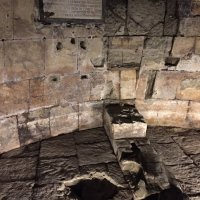 La carcel de San Pedro y Pablo en Roma. Carcel Tullianum o Mamertinum.