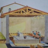 ¿Al baño con los Romanos?.