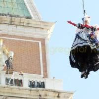 """""""La Festa delle Marie"""" en el Carnaval de venezia."""