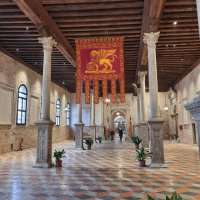 La Scuola Grande di San Marco. Venecia.  El más hermoso ingreso a un hospital del mundo.
