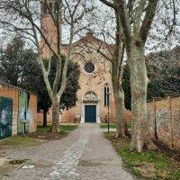La  Chiesa di Sant'Elena Imperatrice.Venezia.
